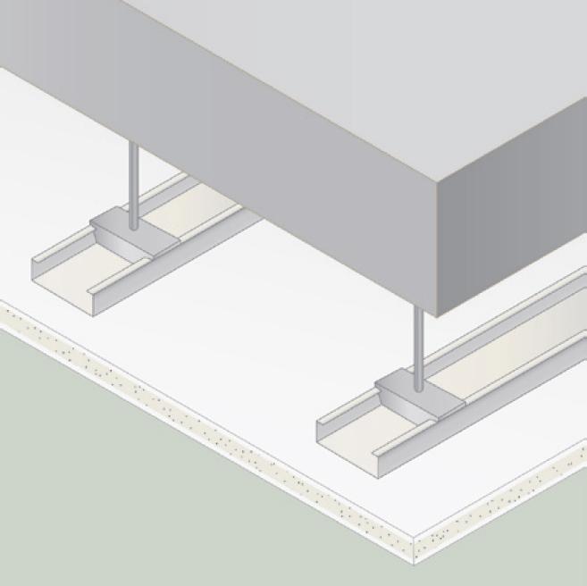 Techos de pladur decoraciones llamas - Falso techo modular ...