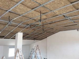 Falso techo de pladur en aielo de malferit - Como colocar falso techo de pladur ...