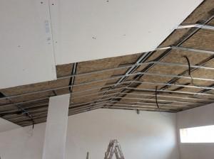 Falso techo de pladur en aielo de malferit - Falsos techos de pladur ...